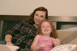 When Brittany Floyd became a single mom, she was determined to build a loving home for her daughter, Adalyn.
